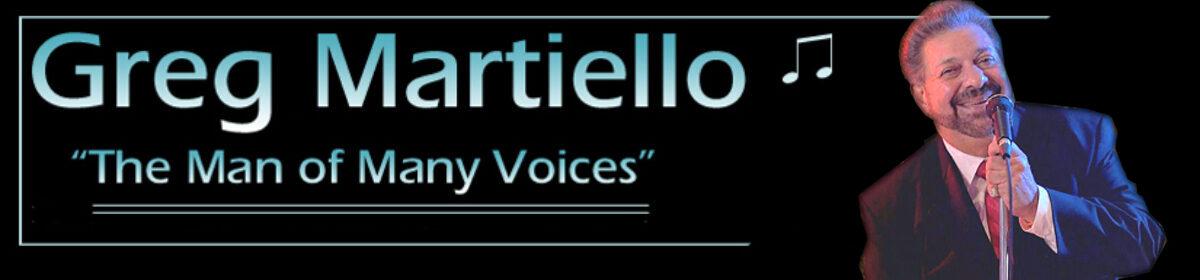 Greg Martiello Entertainer